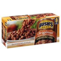 Bush's Best Original Baked Beans, 16.5 oz, Pack of 8