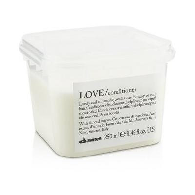 Davines Love Lovely Curl Enchancing Conditioner (for Wavy Or Curly Hair)