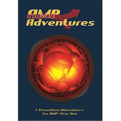 Ultra Pro 3EG603 AMP Adventures