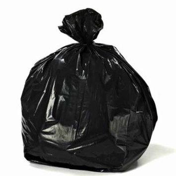 Toughbag 42 Gallon Contractor Trash Bags, 3.0 Mil, 50/Case Garbage Bags (Black)