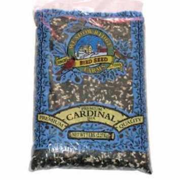 5 LB Cardinal Bird Food Mix Only One
