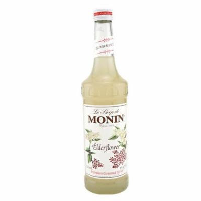 Monin Elderflower Syrup 750 ml Bottle