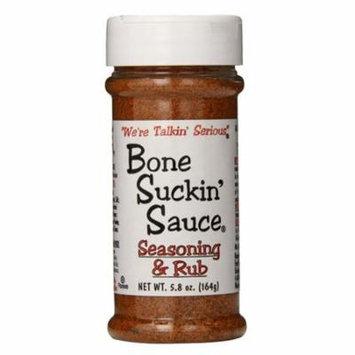 Bone Suckin' Original Seasoning and Rub 5.8 Ounce