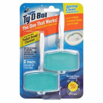 Ty-D-Bol Toilet Cleaning Gel - 6 Pack