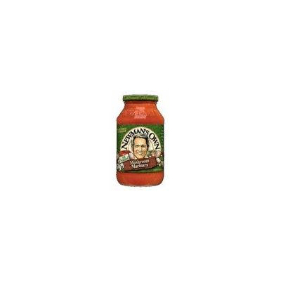 Newman`s Own Marinara with Mushrooms Pasta Sauce (12x24 OZ)