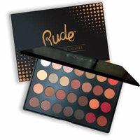 RUDE No Regrets! 28 Excuses Eyeshadow Palette - Matte