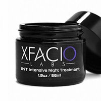 Intensive Lift Night Cream-100% Advanced Anti Aging Intensive Night Treatment-Xfacio Labs Natural & Organic Formula With CoQ10. Peptides, Hyaluronic Acid, Jojoba Oil & More
