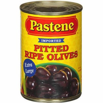 The Pastene Pastene Pitted Ripe Olives, 6 oz