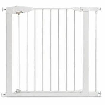 Munchkin Easy-Close Metal Safety Gate, White