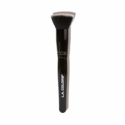 (6 Pack) L.A. COLORS Cosmetic Brush - Flat Kabuki Brush