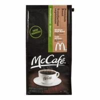 McDonalds McCafe Premium Roast Decaffeinated Coffee, Medium Dark Roast Fine Grind, 340g / 12oz
