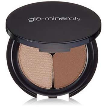 glo Minerals Eye Shadow Trio, Sandstone
