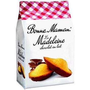 Bonne Maman La Madeleine chocolat au lait (210g) - Egg buns with milk chocolate