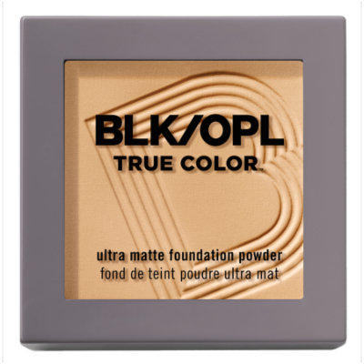 Black Opal True Color Ultra Matte Foundation Pressed Powder, Fair
