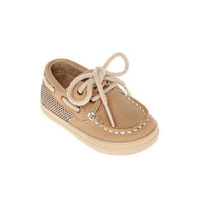 Sperry® Intrepid Crib Boat Shoe - Infant Sizes 1-4