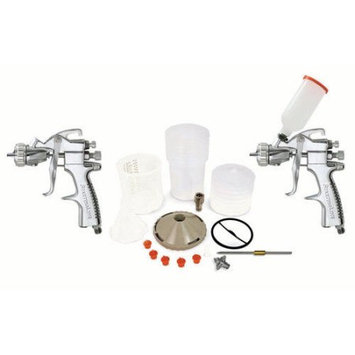 DeVilbiss 803485 StartingLine HVLP Automotive Primer Spray Gun 2-Pack