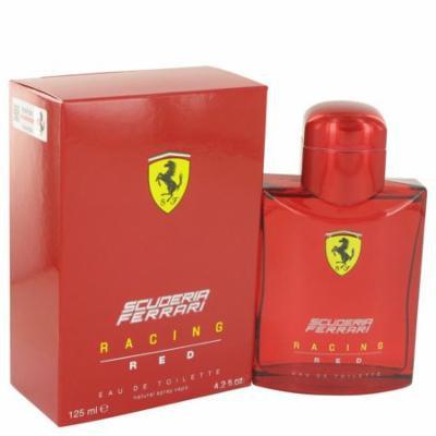 Ferrari Scuderia Racing Red by Ferrari Eau De Toilette Spray 4.2 oz
