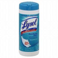 Lysol Disinfecting Wipes Ocean Fresh 35.0 ea(pack of 4)