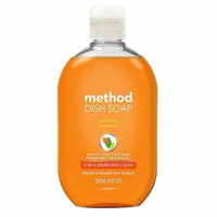 method Dish Soap Clementine 8.0 oz(pack of 4)