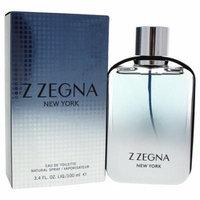 Z Zegna New York by Ermenegildo Zegna for Men - 3.4 oz EDT Spray