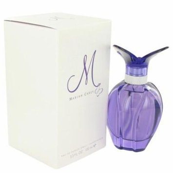 M (Mariah Carey) by Mariah Carey Eau De Parfum Spray 3.4 oz