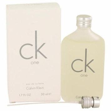 CK ONE by Calvin Klein Eau De Toilette Pour / Spray (Unisex) 1.7 oz for Men