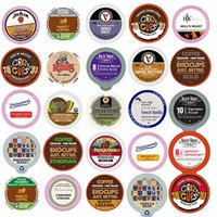 Coffee Variety Pack Sampler, Single Serve Cups for Keurig K Cup Brewer, 100 count