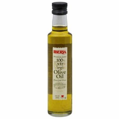 Iberia 100% Extra Virgin Olive Oil, 8.5 fl oz, First Cold Press, Aceite de Oliva Extra Virgen
