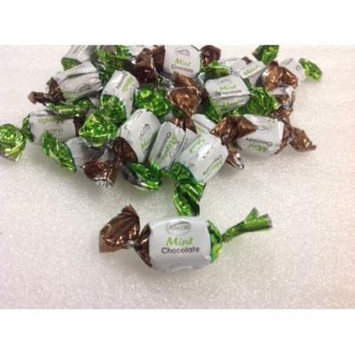 Arcor Mint Chocolate Bon Bons 1 pound chocolate mint hard candy