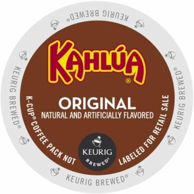 Kahlua Original Medium Roast, K-Cup Portion Pack for Keurig Brewers