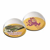 NCAA ASU Designs on Two High quality crystal magnets