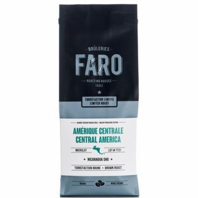 Faro Roasting Houses Faro 0.8-pound Limited Roast Single Origin Single Farm Strictly High Grown (SHG) Maragogype Best Nicaraguan Coffee Beans