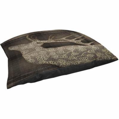 Thumbprintz Deer Elegance - Indoor/Outdoor Pet Bed