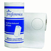 Georgia Pacific Kitchen Paper Towel 8.8'' x 11'' Case of 30 - 4 Pack