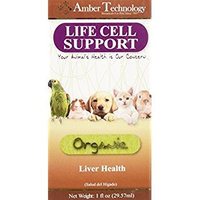 Amber Technology Life Cell Support - Blood Cleanser And Detoxifier For Pets (1oz)