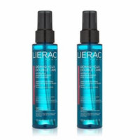Lierac Double Care, Refreshing Makeup Remover for Eyes & Eyelashes, 3.4 Oz (Pack of 2)