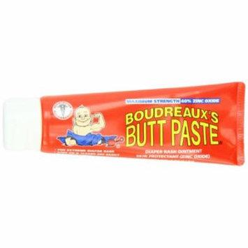 4 Pack - Boudreaux's Maximum Strength Boudreaux's Butt Paste 4oz Each