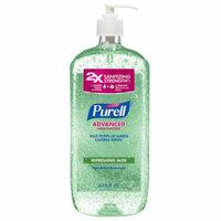 Purell Advanced Hand Sanitizer, Pump, Aloe 33.8 oz(pack of 6)