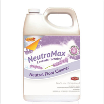 Neutramax Lavender Scented Concentrated Neutral Floor Cleaner, 1 Gallon
