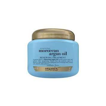 Organix Renewing Moroccan Argan Hair Oil, Renewing Treatment - 8 Oz