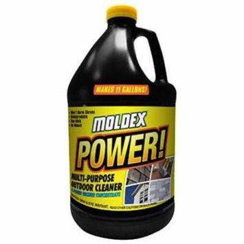 Moldex Gallon Multi-Surface Outdoor Cleaner Removes Dirt Grime Mold Only One