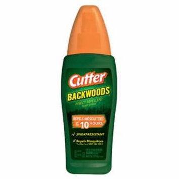 Cutter 6 OZ Backwoods Mosquito Repellent Pump Bottle 23% Deet Only One