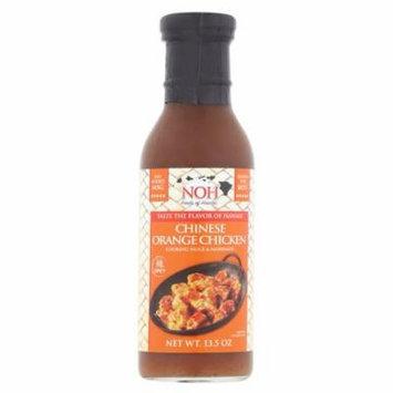 NOH Foods of Hawaii Cooking Sauce & Marinade- Chinese Orange Chicken, 13.5 oz