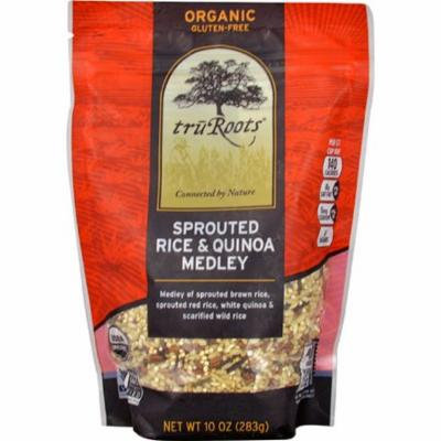 TruRoots Sprouted Rice & Quinoa Medley -- 10 oz pack of 2
