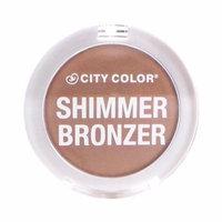 (3 Pack) CITY COLOR Shimmer Bronzer - Brunette