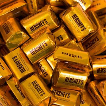 Hershey's Nuggets Extra Creamy Milk Chocolate with Toffee and Almonds
