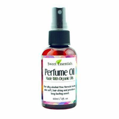Pomegranate | Fragrance / Perfume Oil | 2oz Made with Organic Oils - Spray on Perfume Oil - Alcohol & Preservative Free