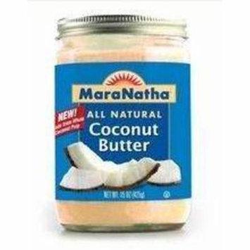 12 Pack : Maranatha All Natural Coconut Butter -- 15 Oz