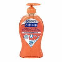 Softsoap Liquid Hand Soap, Antibacterial Crisp Clean, 11.25 Oz, 3 Pack