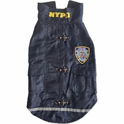 Royal Animals NYPD Water-Resistant Dog Coat